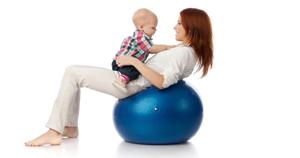 Exércicios pós-parto