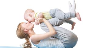 exercícios para mamã