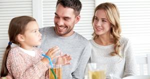 Relação entre pais e filhos, dia entre pais e filhos