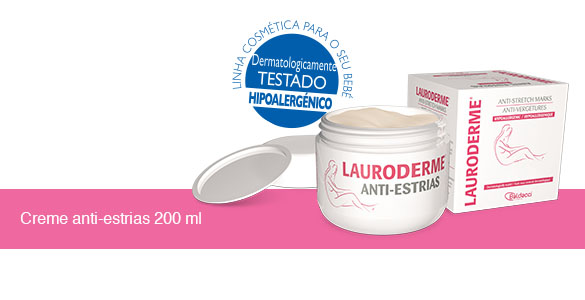 Lauroderme - Anti-Estrias