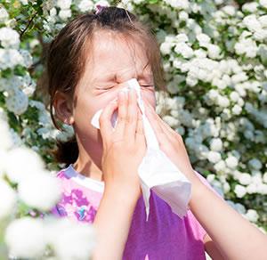 Como prevenir as alergias nas crianças?