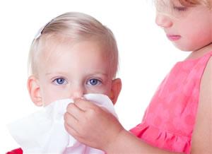 Importância da Higiene Nasal nos bebés