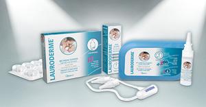 NOVO PRODUTO - LAURODERME® Kit completo de Higiene Nasal para Bebé reforça linha