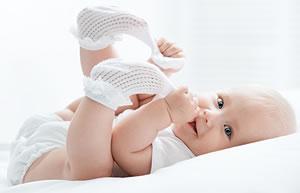 A acne nos bebés